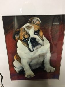WWW Nantucket Home Donation Dog Print