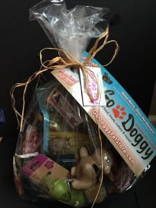 WWW Go Doggy Gift Basket